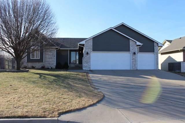 2309 S Cooper, Wichita, KS 67207 (MLS #575539) :: Lange Real Estate
