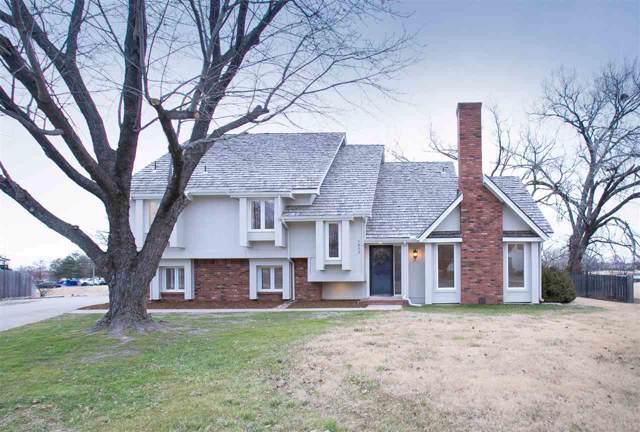 1803 S White Oak Cir, Wichita, KS 67207 (MLS #575555) :: Lange Real Estate