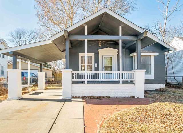 735 1/2 S Volutsia, Wichita, KS 67211 (MLS #575556) :: Lange Real Estate