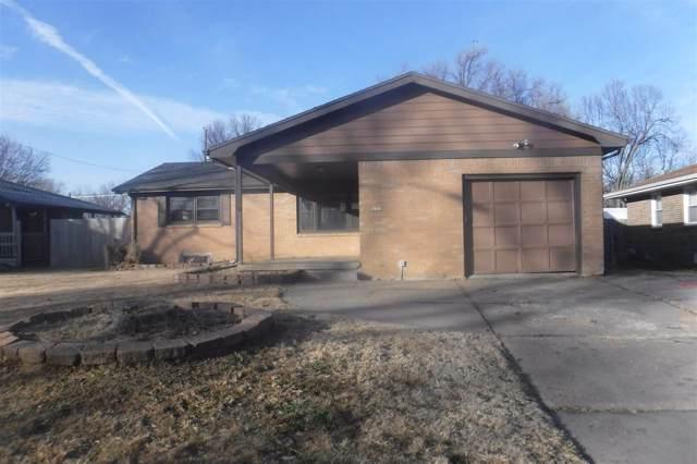1017 S Capri Ln, Wichita, KS 67207 (MLS #575560) :: Lange Real Estate