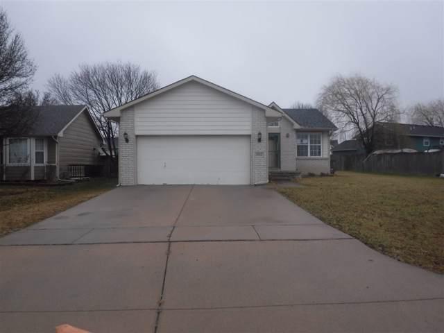 1932 S Honeytree Cir, Wichita, KS 67207 (MLS #575561) :: Lange Real Estate