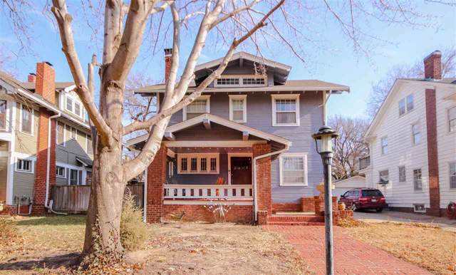 124 N Fountain, Wichita, KS 67208 (MLS #575566) :: Pinnacle Realty Group