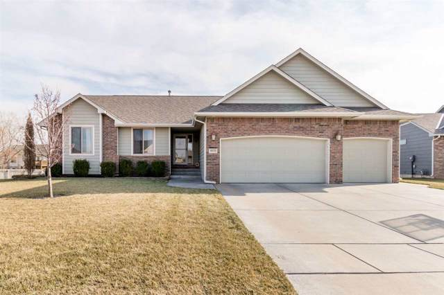 8533 W Candlewood Ct, Wichita, KS 67205 (MLS #575567) :: Pinnacle Realty Group