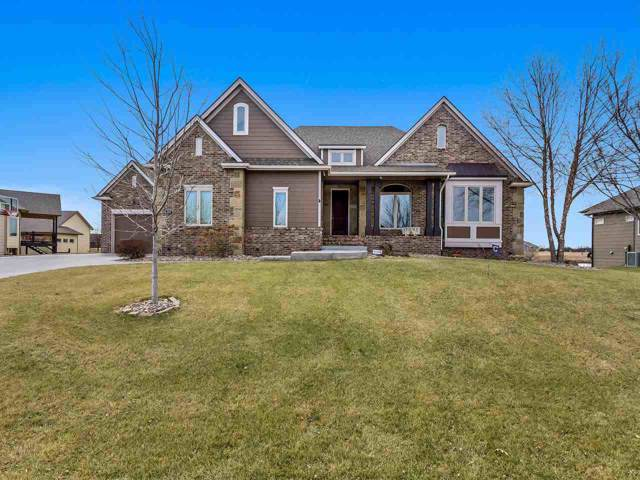 2120 N Clearstone St, Goddard, KS 67052 (MLS #575568) :: Pinnacle Realty Group