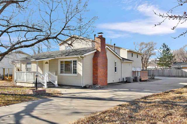 715 N Eisenhower St, Wichita, KS 67212 (MLS #575572) :: Pinnacle Realty Group