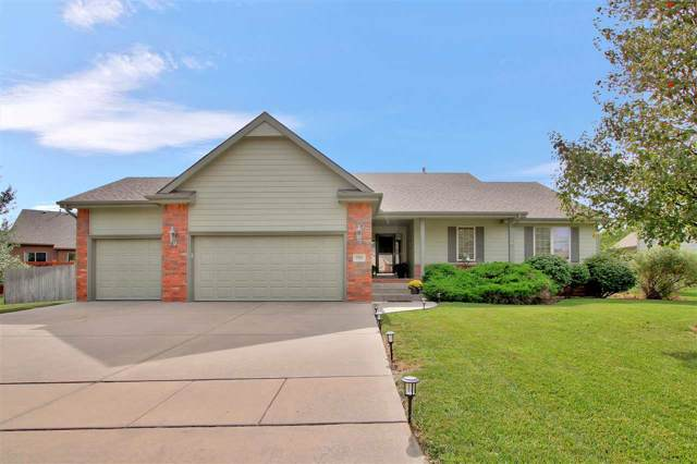 715 E Lakecrest Dr, Andover, KS 67002 (MLS #575573) :: Lange Real Estate