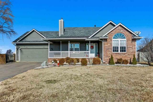 1516 W 4th St, Haysville, KS 67060 (MLS #575575) :: Lange Real Estate
