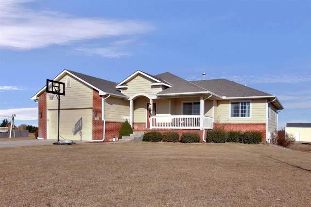 7202 SW 55th Ter, Augusta, KS 67010 (MLS #575577) :: Lange Real Estate