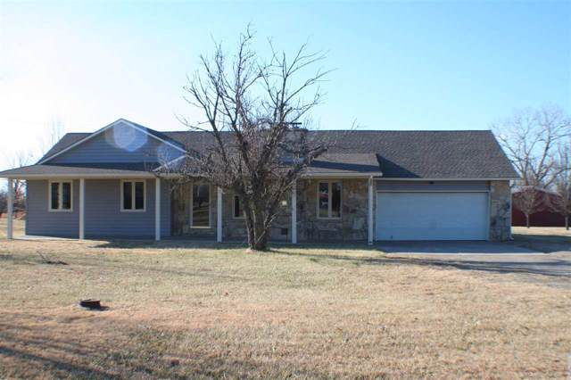 10139 SW Haverhill Rd, Augusta, KS 67010 (MLS #575581) :: On The Move