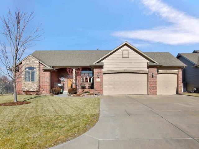 14018 W Taylor Cir., Wichita, KS 67235 (MLS #575585) :: Pinnacle Realty Group