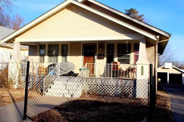 322 Curtis St, Pratt, KS 67124 (MLS #575587) :: Lange Real Estate