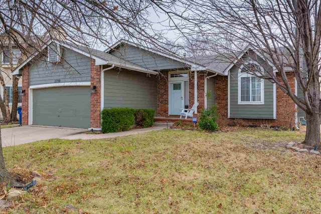 3710 Whispering Brook Ct, Wichita, KS 67220 (MLS #575589) :: Pinnacle Realty Group