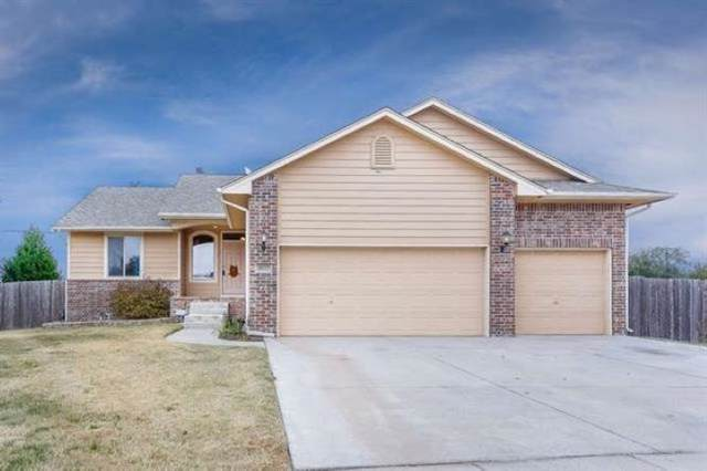 4827 N Wyndham Rd, Park City, KS 67219 (MLS #575591) :: Lange Real Estate