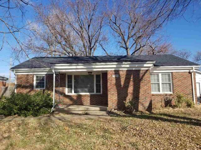 420 Hillcrest Ave, Haysville, KS 67060 (MLS #575600) :: Lange Real Estate