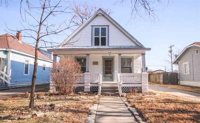 440 N Dodge Ave, Wichita, KS 67203 (MLS #575633) :: On The Move