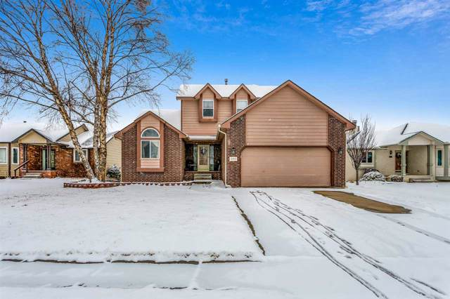 2253 N Sandplum, Wichita, KS 67205 (MLS #575644) :: Lange Real Estate