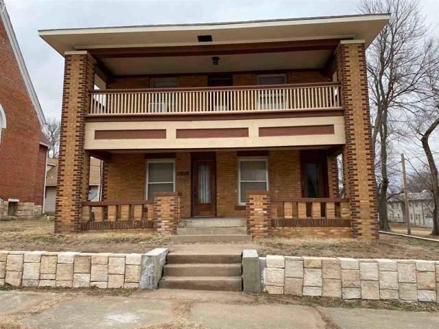308 E 5th Ave, Arkansas City, KS 67005 (MLS #575656) :: On The Move