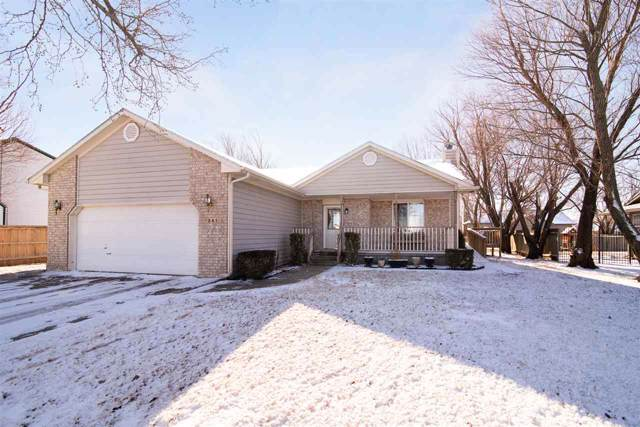 341 Sutton Dr, Newton, KS 67114 (MLS #575681) :: Lange Real Estate