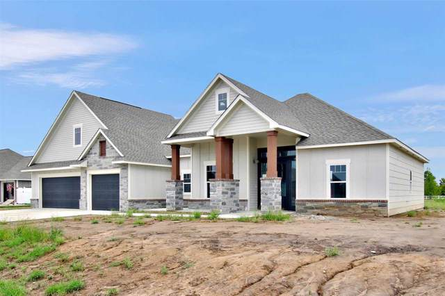 1609 E Elk Ridge Ave, Goddard, KS 67052 (MLS #575751) :: Pinnacle Realty Group