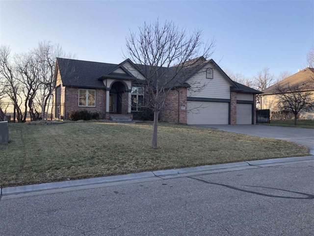 14346 W Hardtner Ct, Wichita, KS 67235 (MLS #575770) :: Lange Real Estate