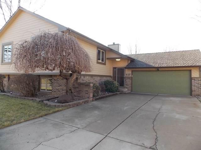417 N Pine Grove Ct, Wichita, KS 67212 (MLS #575808) :: Lange Real Estate