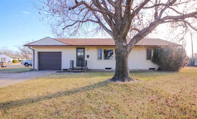 1712 Tyler St, Hutchinson, KS 67502 (MLS #575812) :: Lange Real Estate