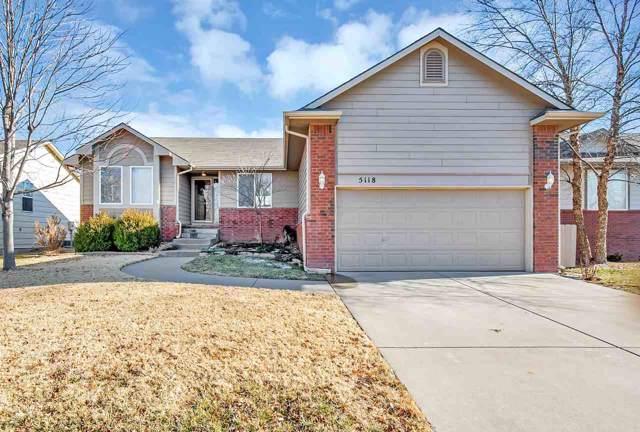 5118 N Osprey Circle, Wichita, KS 67219 (MLS #575818) :: Lange Real Estate