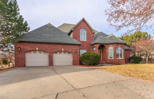 1109 Bradford Ct, Hillsboro, KS 67063 (MLS #575821) :: Lange Real Estate