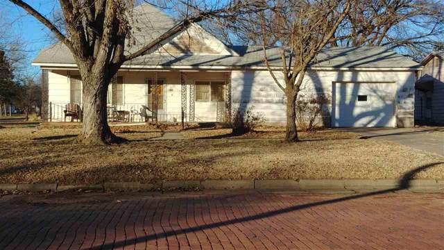 624 W Main, Harper, KS 67058 (MLS #575840) :: Pinnacle Realty Group