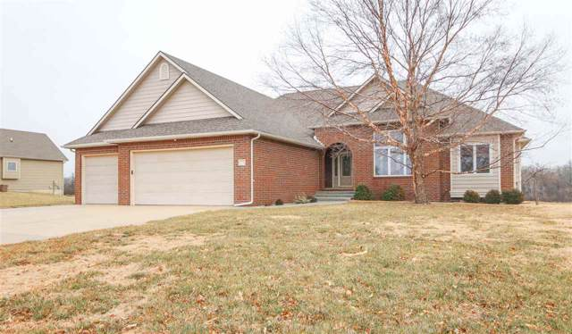 516 N Fiddlers Creek St, Valley Center, KS 67147 (MLS #575849) :: On The Move