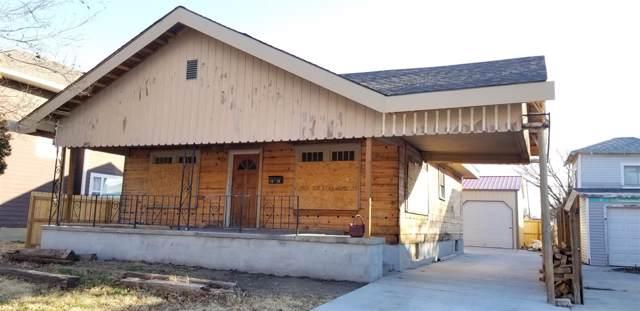 1618 S Market St, Wichita, KS 67211 (MLS #575850) :: Lange Real Estate