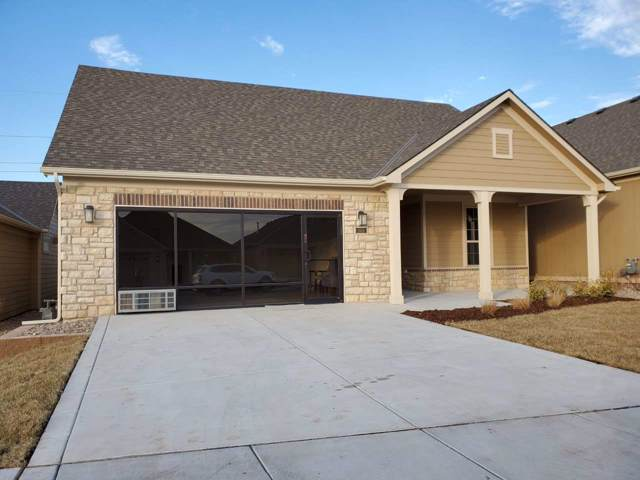 1024 E Clearlake, Derby, KS 67037 (MLS #575856) :: Lange Real Estate