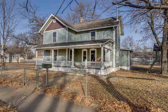 220 W 2nd St, Halstead, KS 67056 (MLS #575858) :: Pinnacle Realty Group