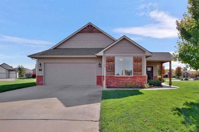8 N Willow Creek Ct, Valley Center, KS 67147 (MLS #575931) :: Pinnacle Realty Group