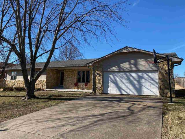 2697 Valley View Dr, Arkansas City, KS 67005 (MLS #575981) :: On The Move