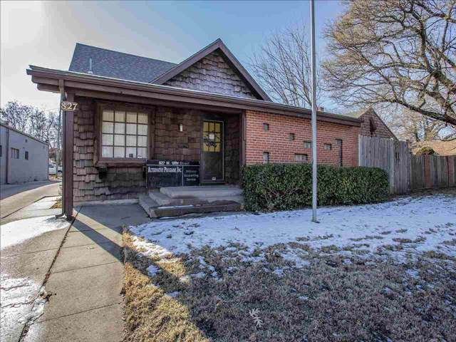 827 W 13TH ST N, Wichita, KS 67203 (MLS #575984) :: On The Move