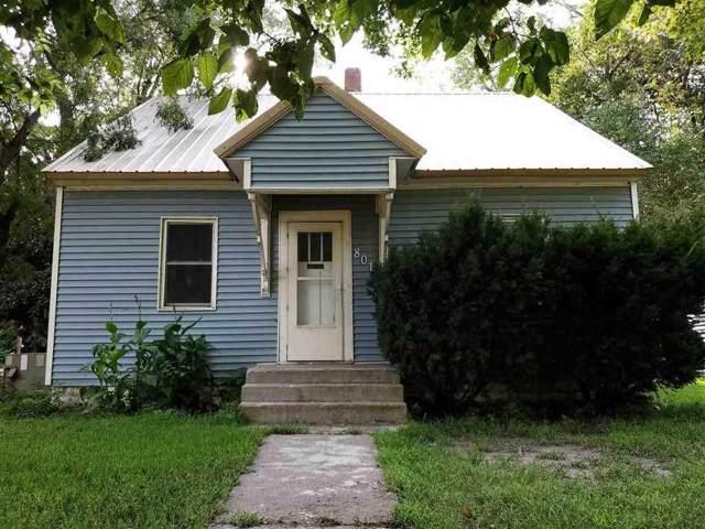 801 N C St, Arkansas City, KS 67005 (MLS #575986) :: On The Move