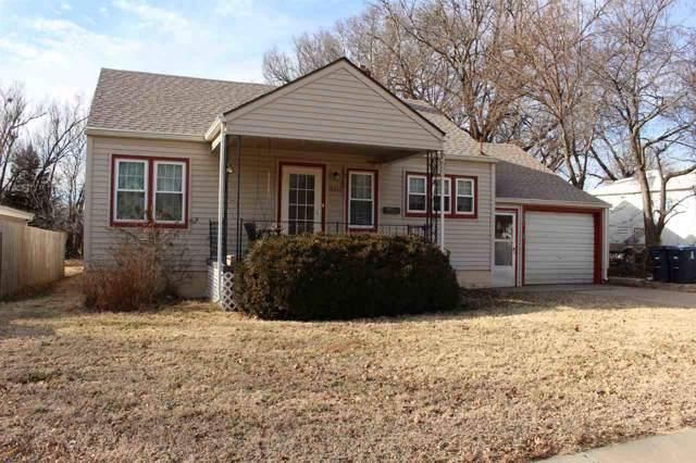 501 Race St, El Dorado, KS 67042 (MLS #576018) :: Lange Real Estate