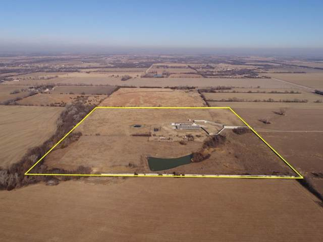 7445 N Woodlawn Blvd, Valley Center, KS 67147 (MLS #576024) :: Keller Williams Hometown Partners
