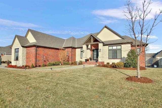 13806 E Rockhill St, Wichita, KS 67230 (MLS #576029) :: Lange Real Estate
