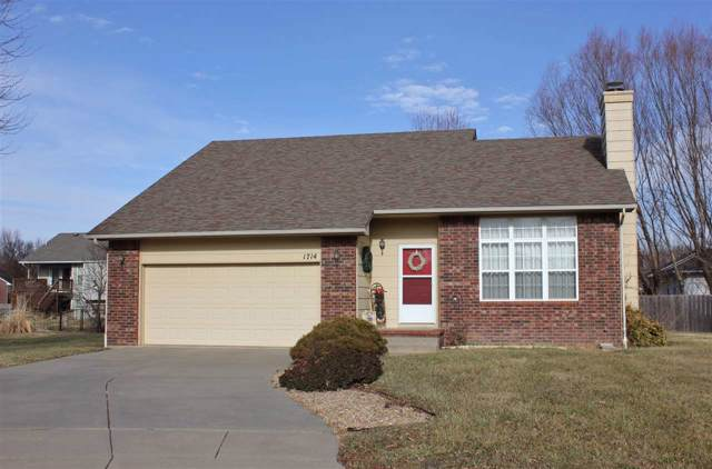 1714 Ryan Ct, El Dorado, KS 67042 (MLS #576045) :: Lange Real Estate