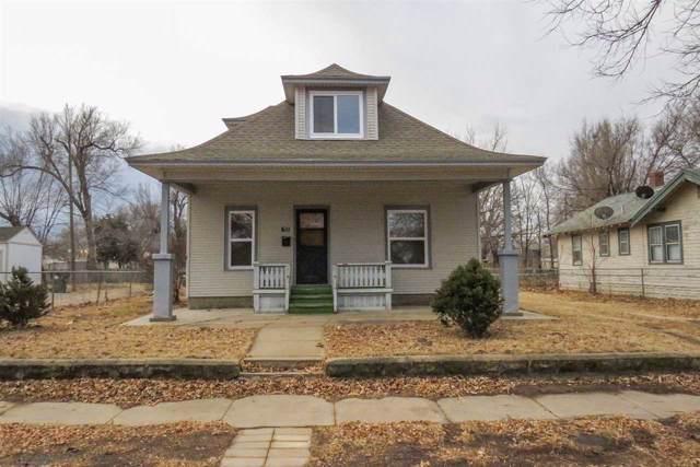 611 W 7TH AVE, Hutchinson, KS 67501 (MLS #576080) :: Lange Real Estate