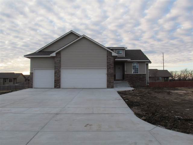 5329 N Pebblecreek Ct., Bel Aire, KS 67226 (MLS #576091) :: Lange Real Estate