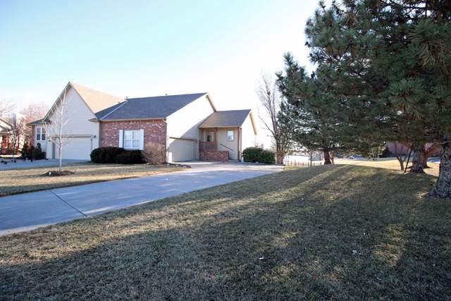 2252 N Lighthouse Cv, Wichita, KS 67205 (MLS #576102) :: Lange Real Estate