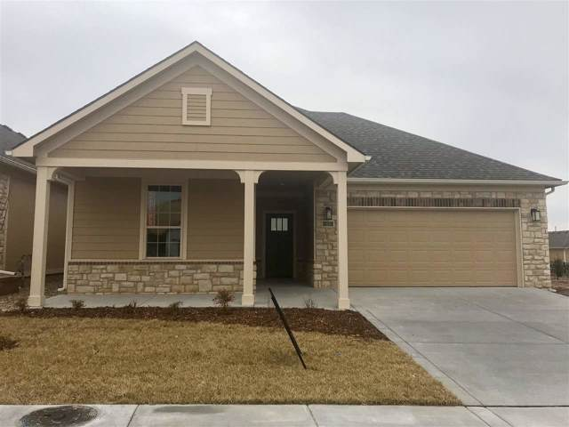 925 E Clearlake, Derby, KS 67037 (MLS #576104) :: Lange Real Estate