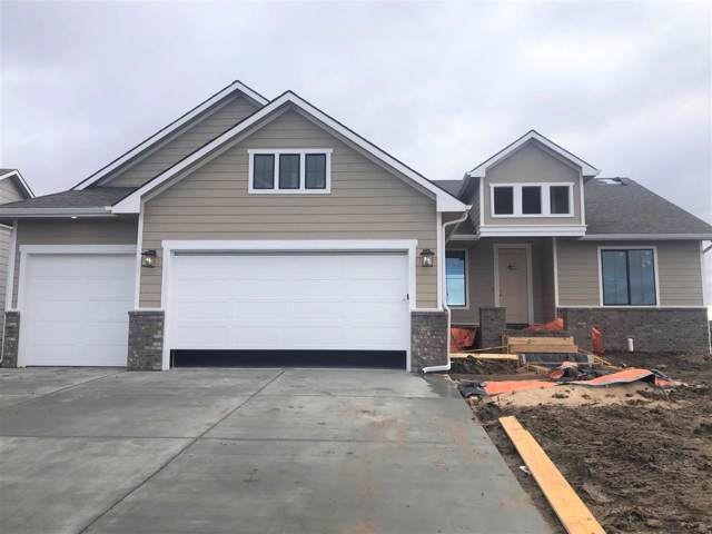 2442 N Bluestone, Andover, KS 67002 (MLS #576128) :: Lange Real Estate
