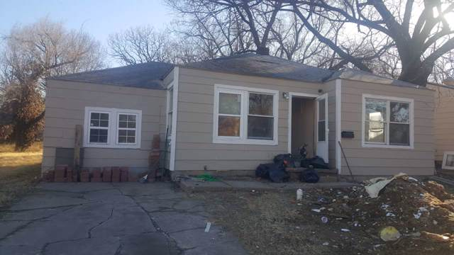 1522 N Estelle Ave, Wichita, KS 67214 (MLS #576133) :: On The Move