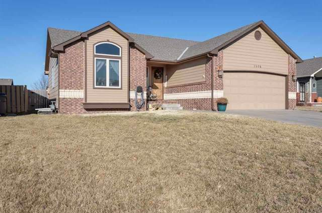 2608 E Sunnyslope St., Park City, KS 67219 (MLS #576140) :: Lange Real Estate