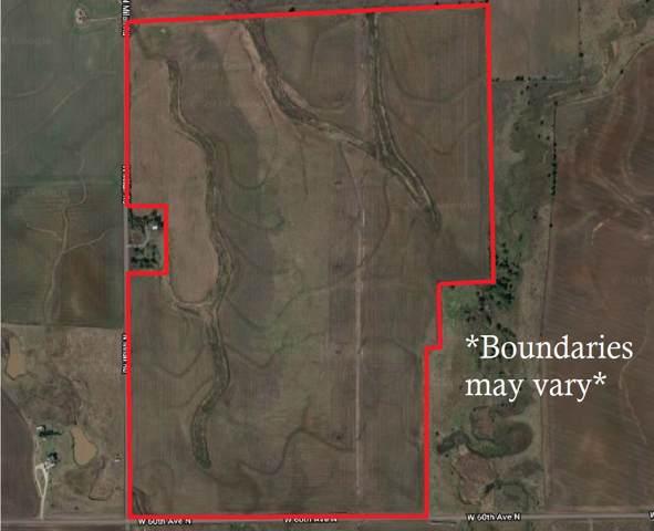 000 N Milan Rd 00 N Milan Rd, Conway Springs, KS 67031 (MLS #576155) :: Lange Real Estate