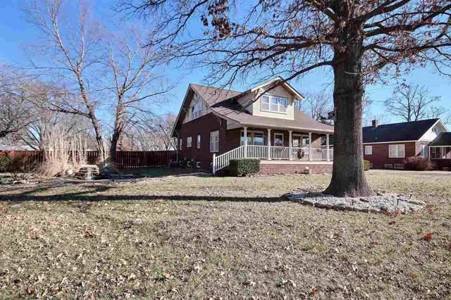 600 S Christian, Moundridge, KS 67107 (MLS #576185) :: Lange Real Estate